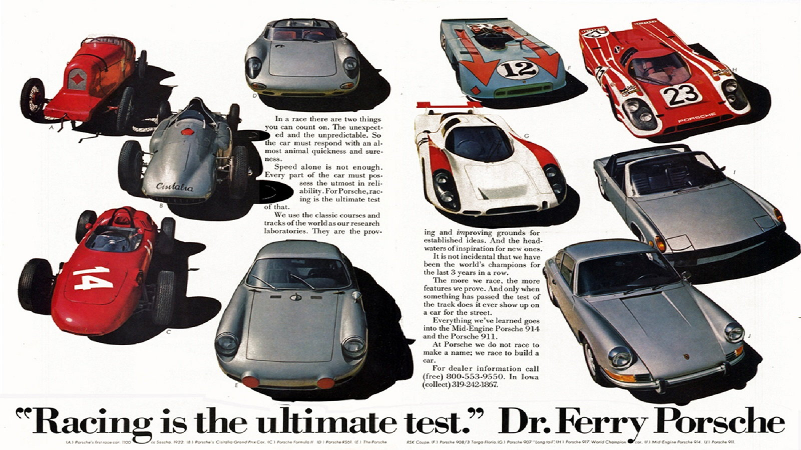 Racing - The Ultimate Test