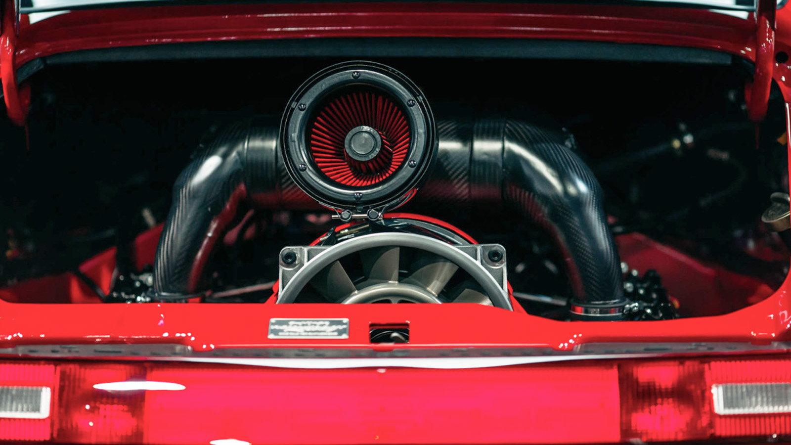 Gunther Porsche 400R SEMA