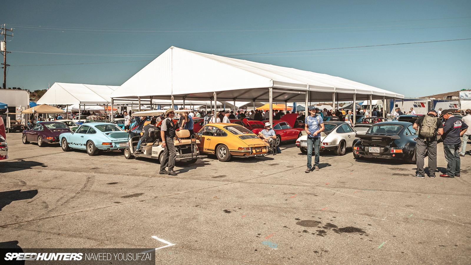 Rennsport Reunion 6 at Laguna Seca