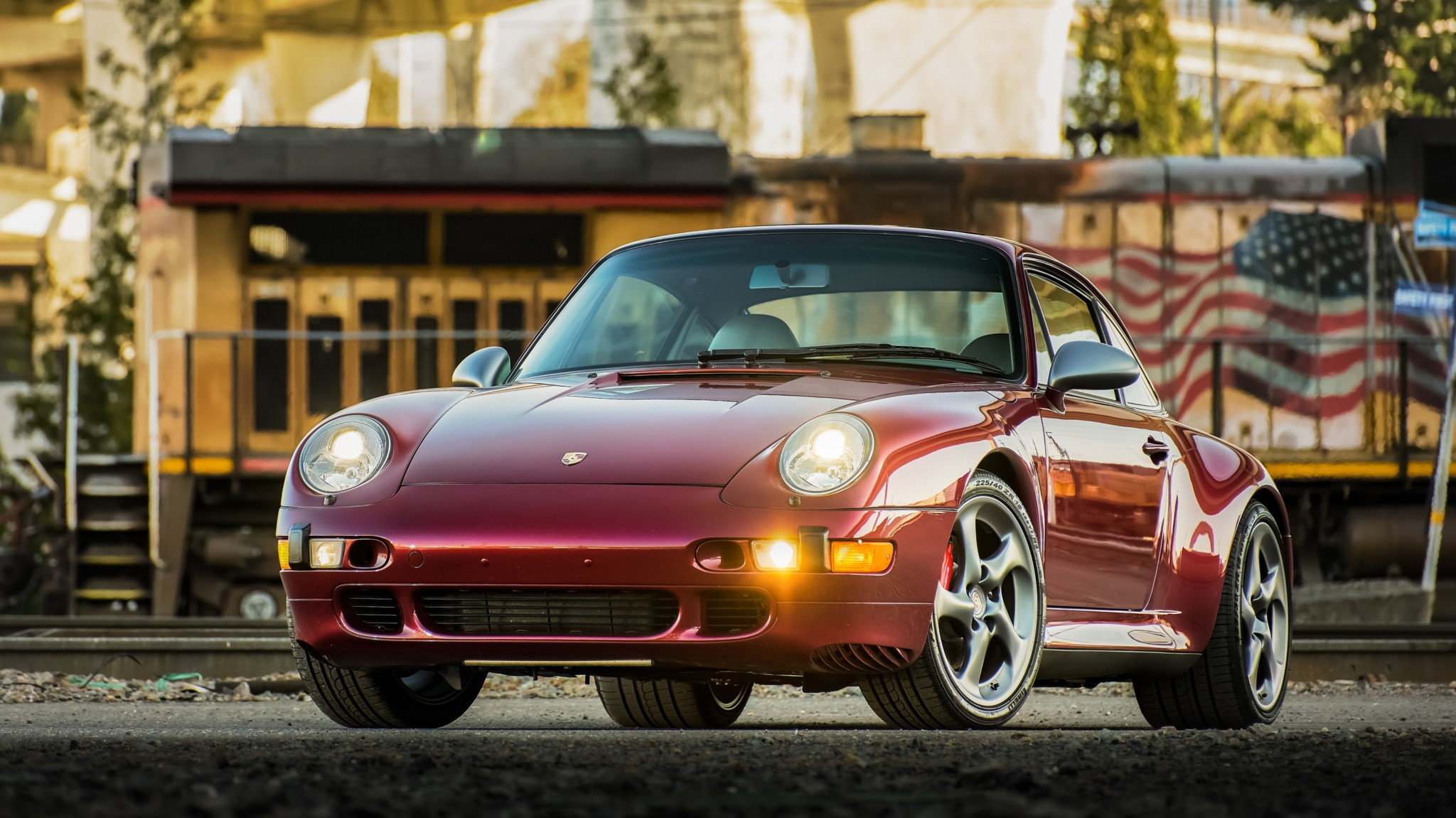 Picture Perfect 993 Carrera 4S Was Dealer's Ride of Choice