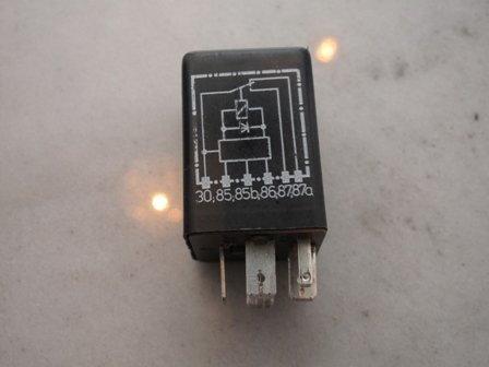 power window relay