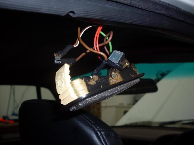 porsche 993 interior light won t go on or why rennlist