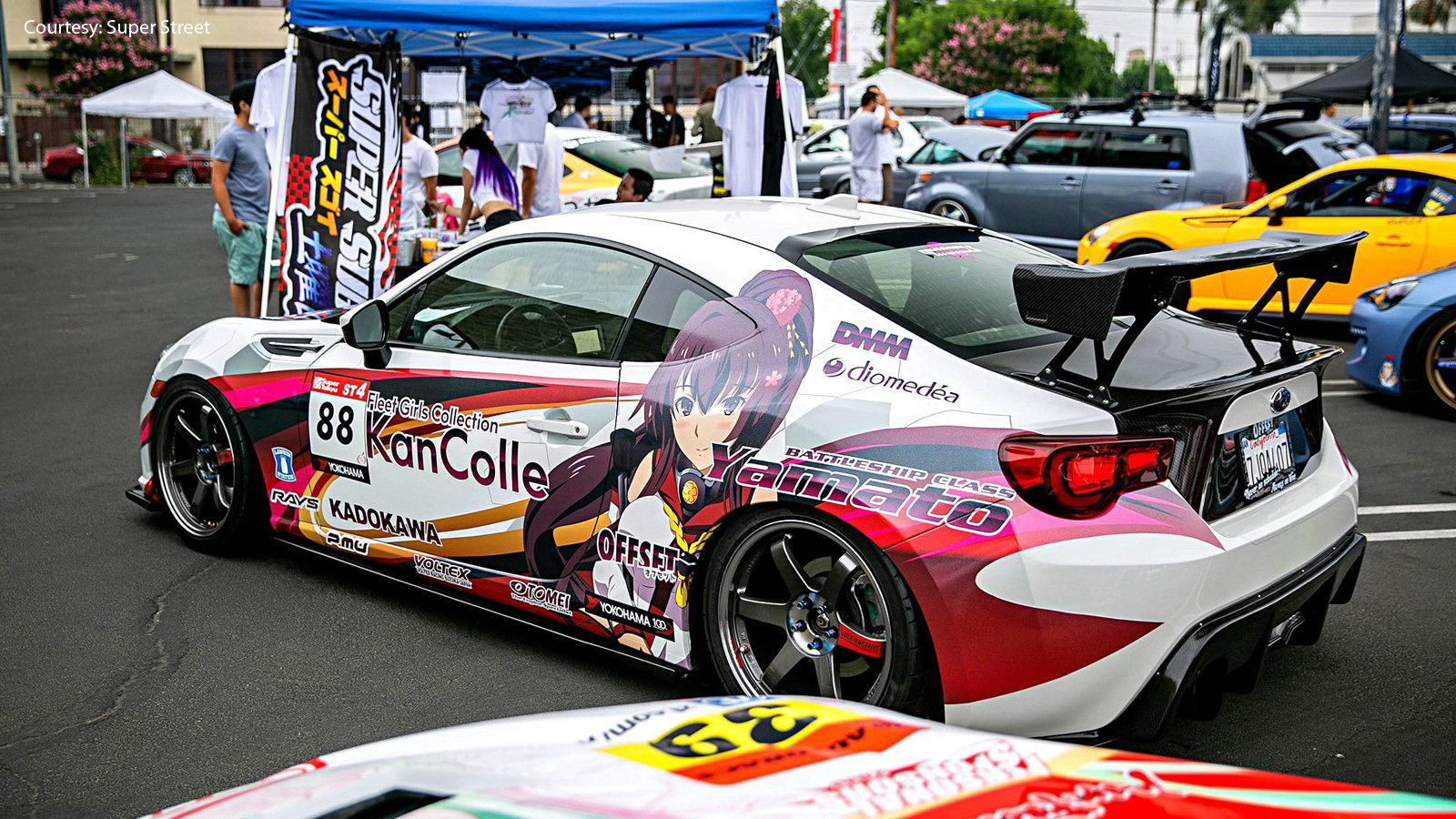 Anime Sports Car Anime Wallpapers