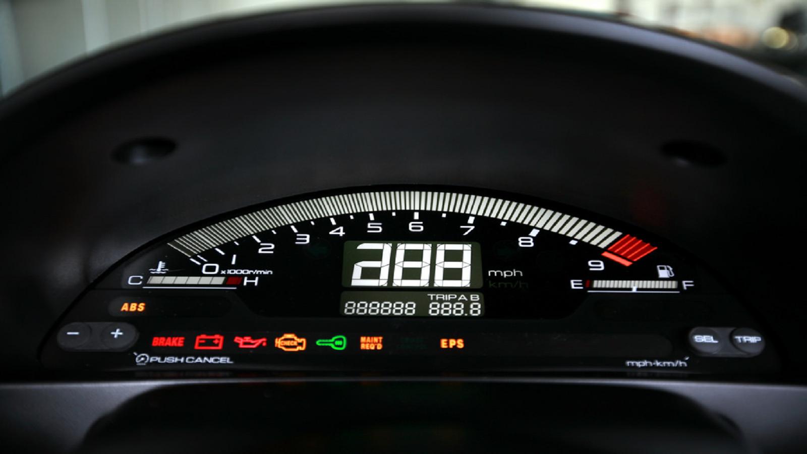 Fully digital dashboard display