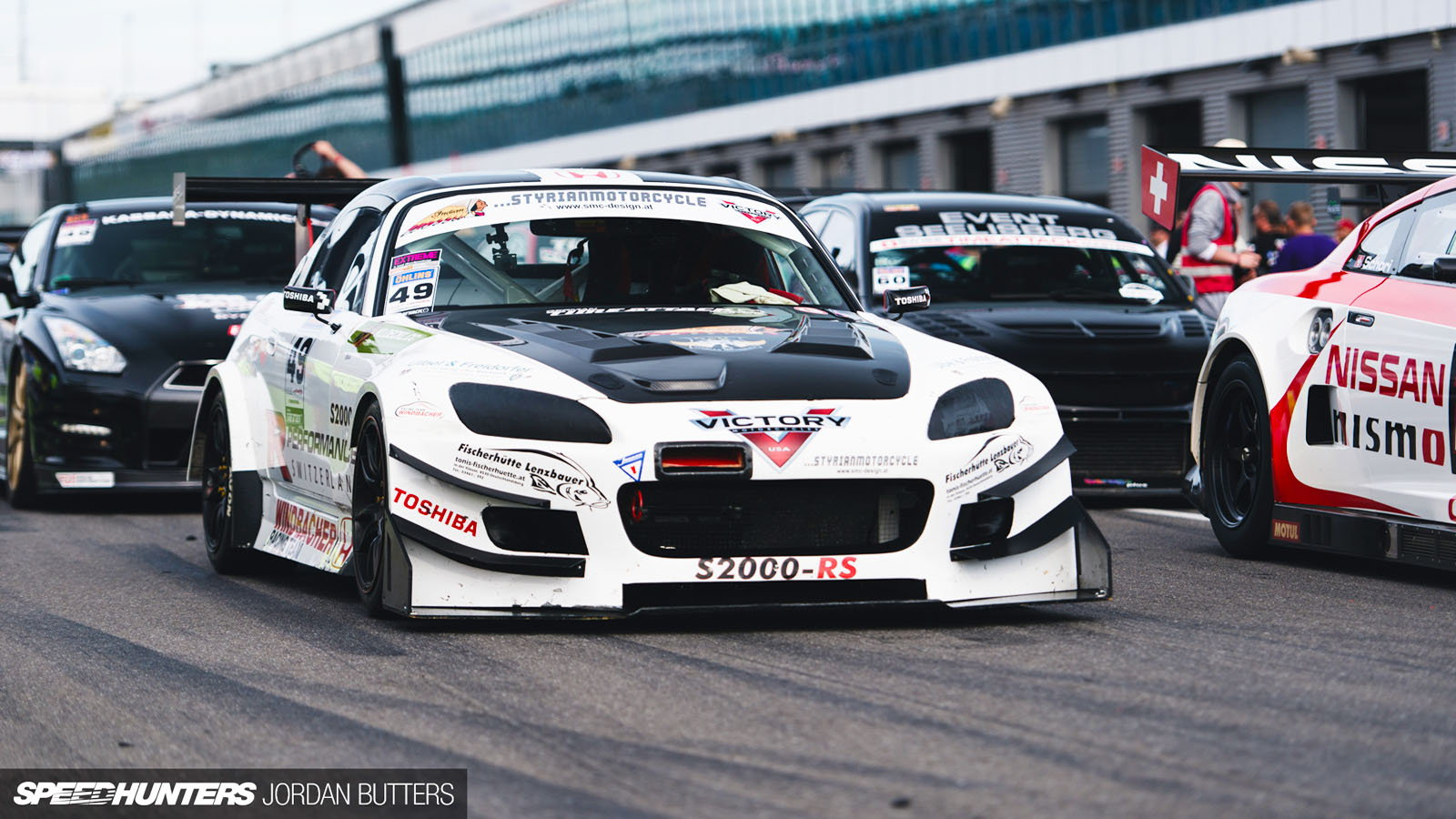Time Attack S2000RS