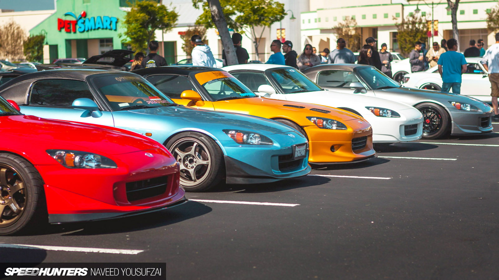 Nor Cal's Japanese Super Car Cruise 2018