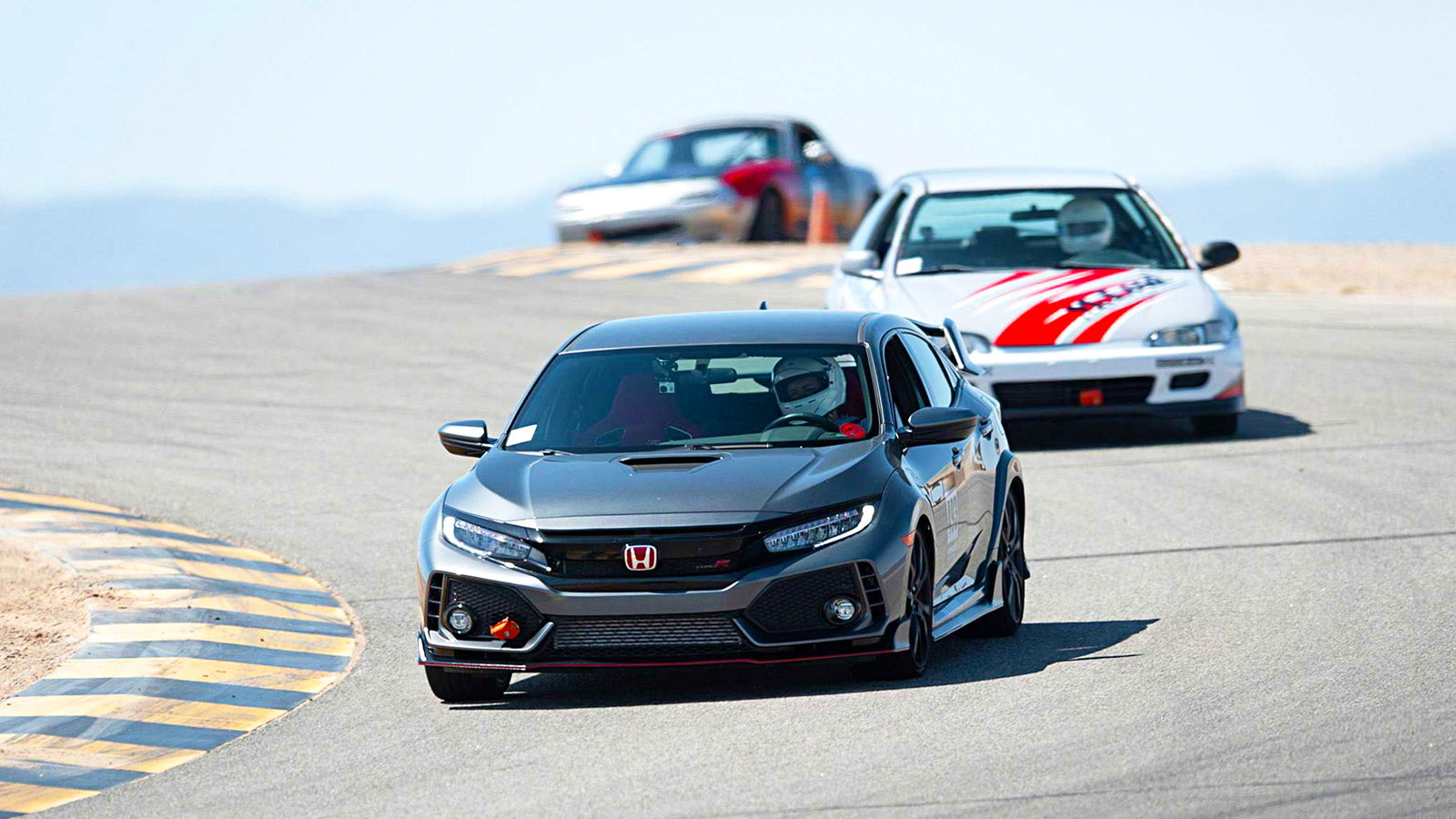 VTEC Club 2018 Spends a Day Running Time Attack Laps