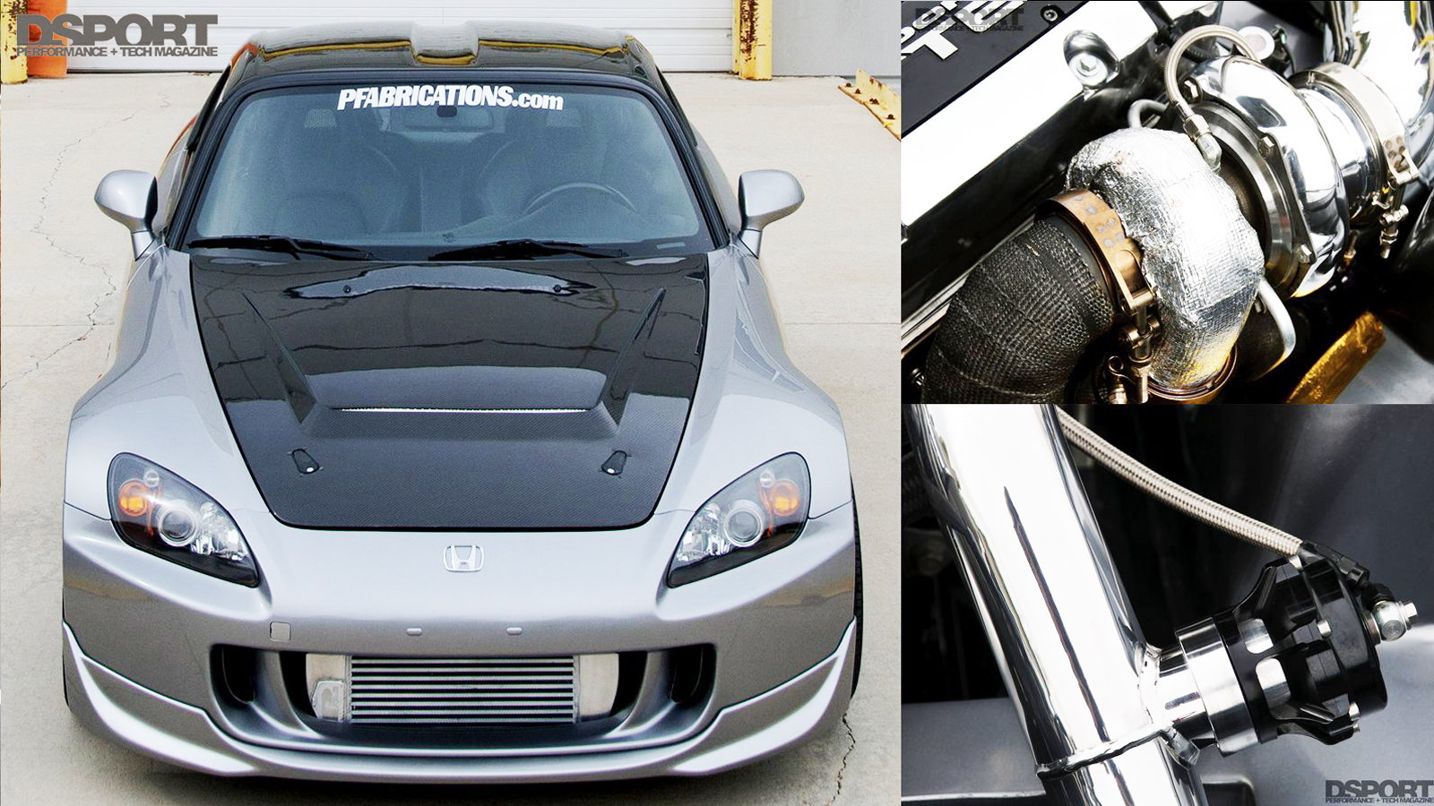 This 605WHP SK2 Is Track Ready