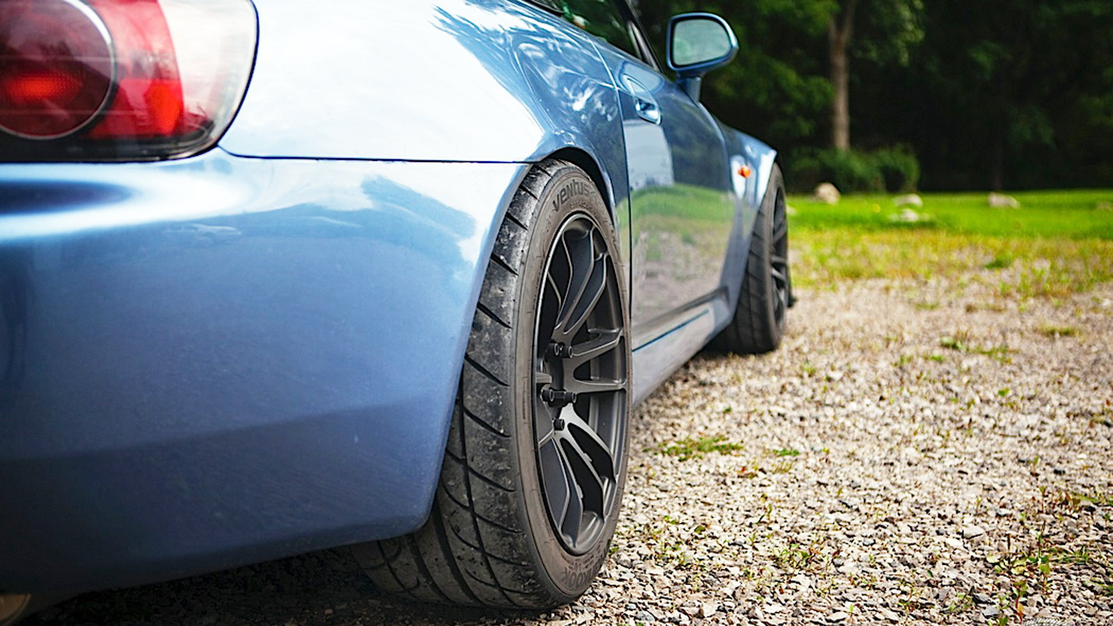S2000, Wheels, Tires