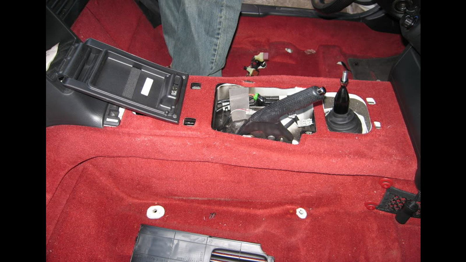 Installing a Robbins Top to Your Convertible - Part One, The Removal