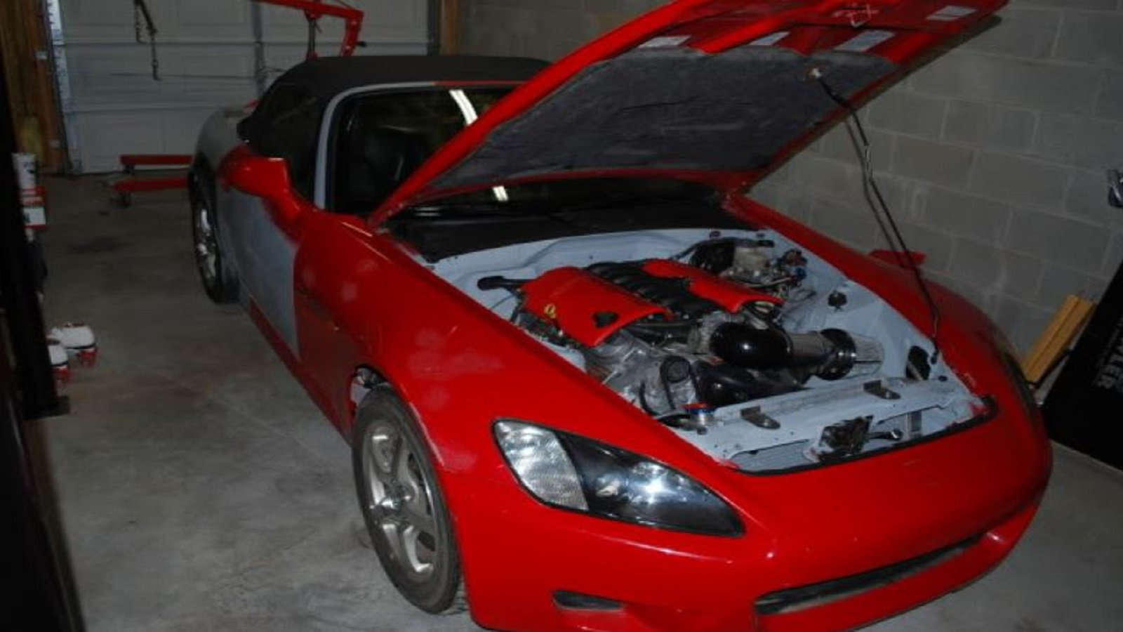 The LS1 Swap
