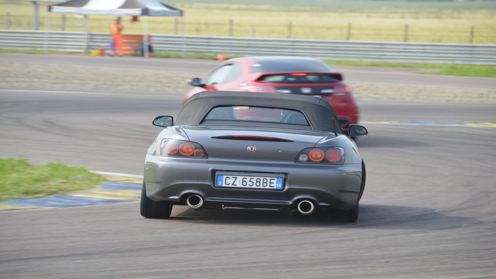 S2000, Track Tips, Racing help