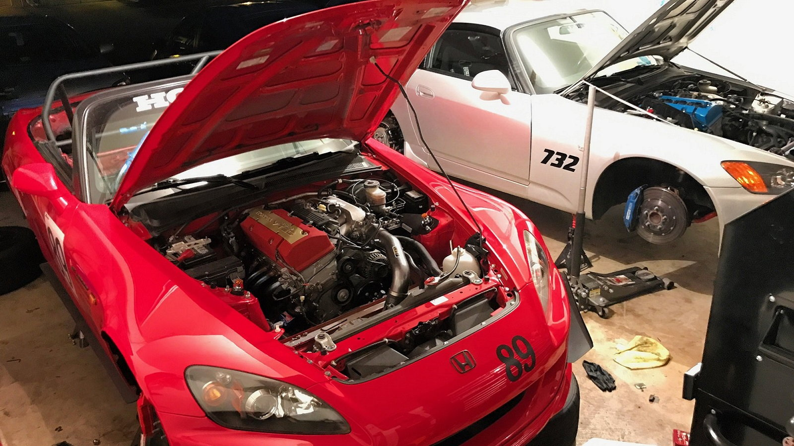 Track Focused AP1 Is a Small Slice of This Guy's S2000 Obsession