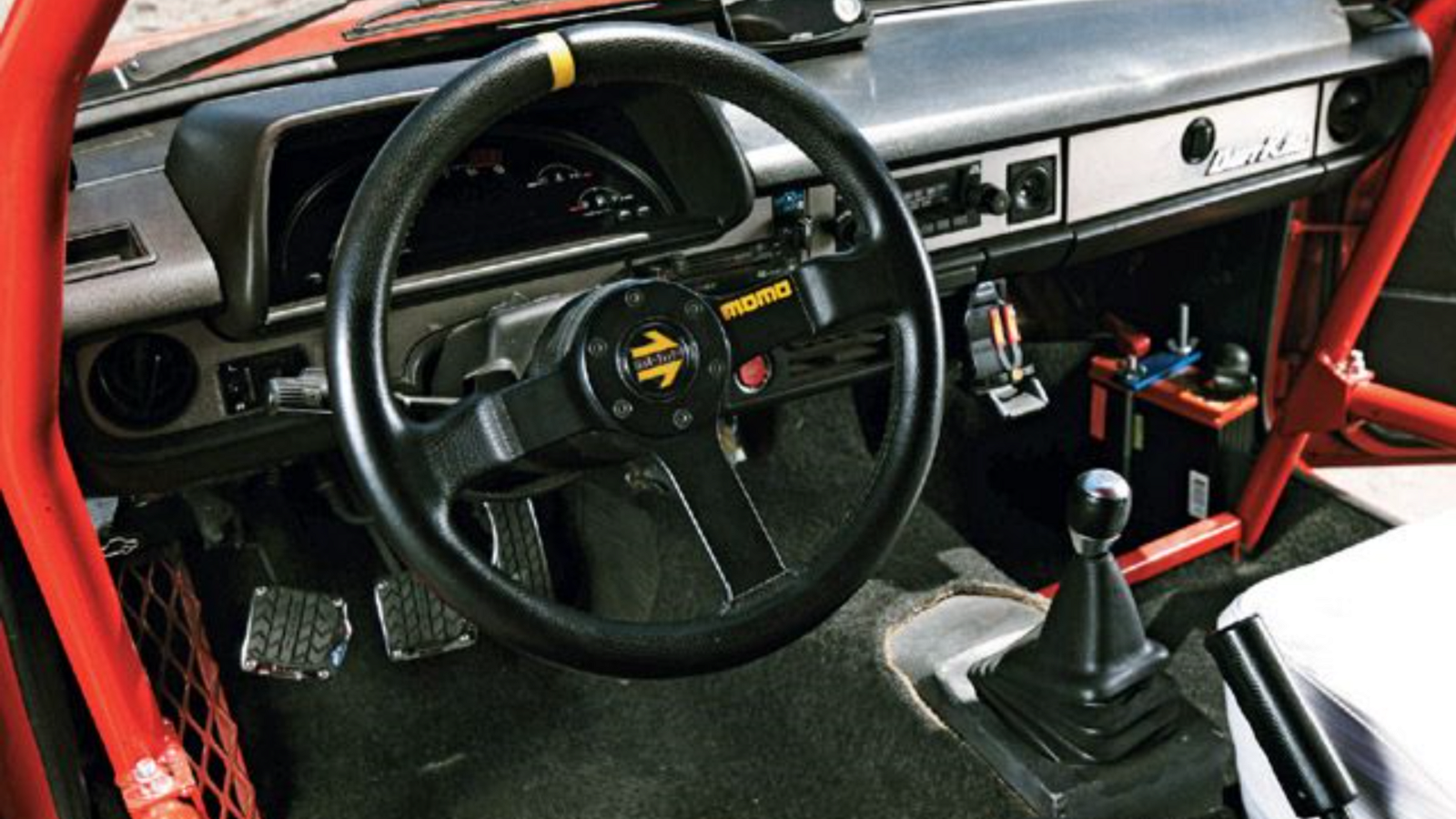1981 Toyota Starlet Has an F22C Under the Hood