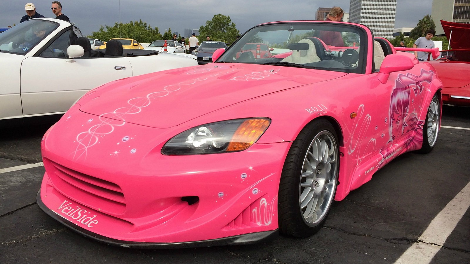 S2000 Custom Colors we Love and Hate