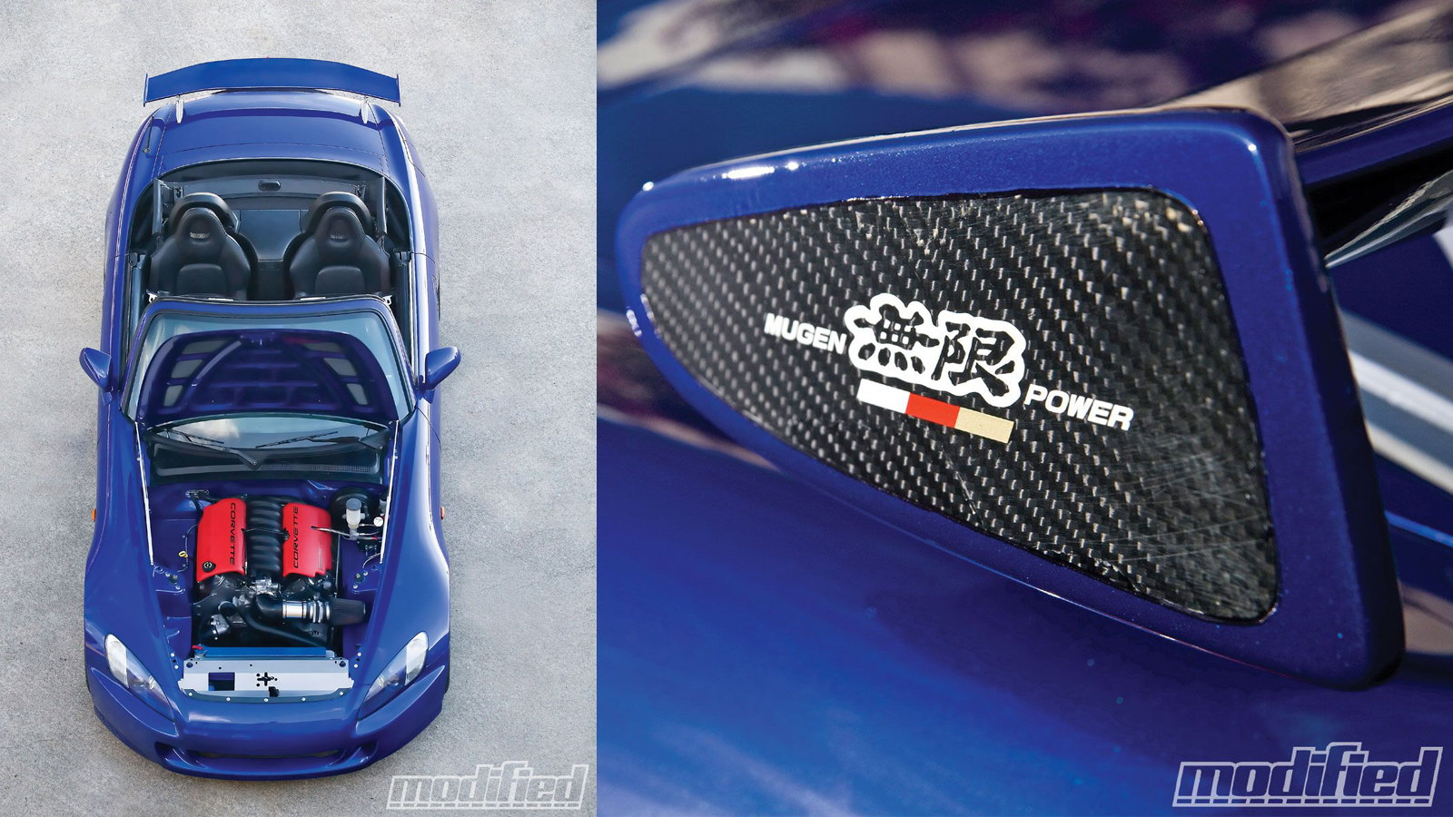S2000 LS Swap