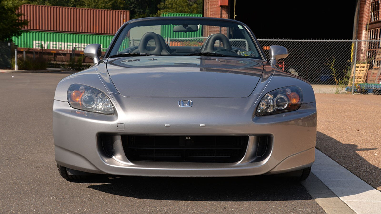 6K-Mile 2005 S2K on the Auction Block