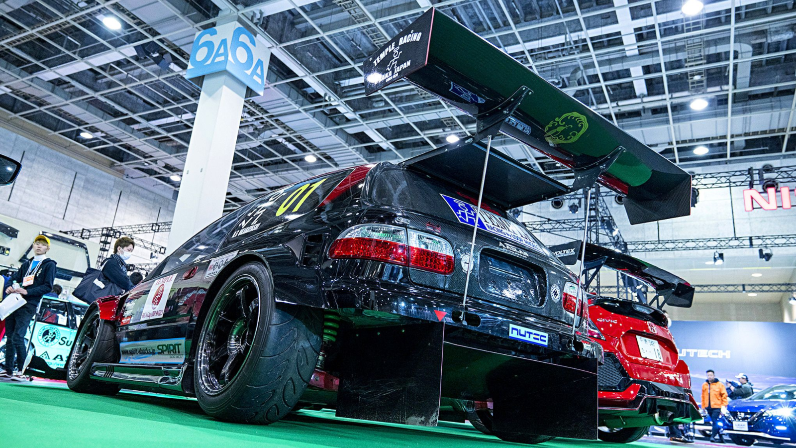 10 Best Hondas from Osaka Auto Messe 2019