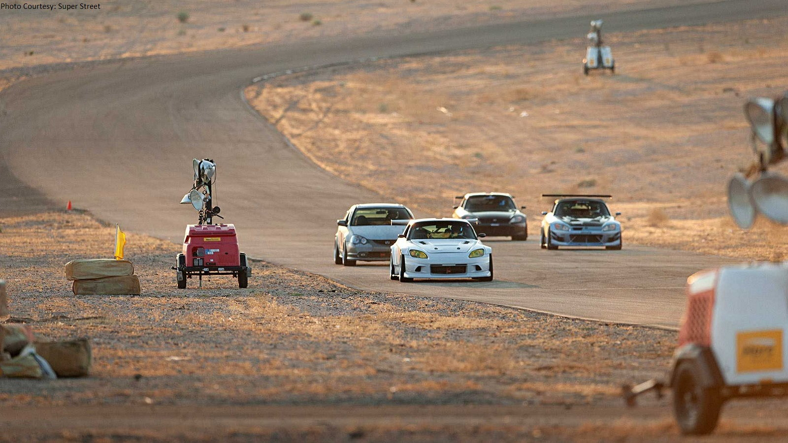 Honda S2000 Holds Its Own at VTEC Club