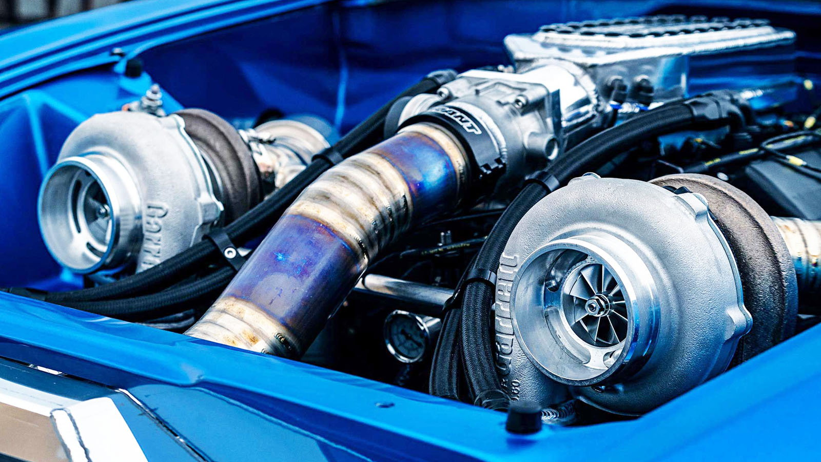 Twin Turbo J Swapped AP2 is Not to Be Messed With