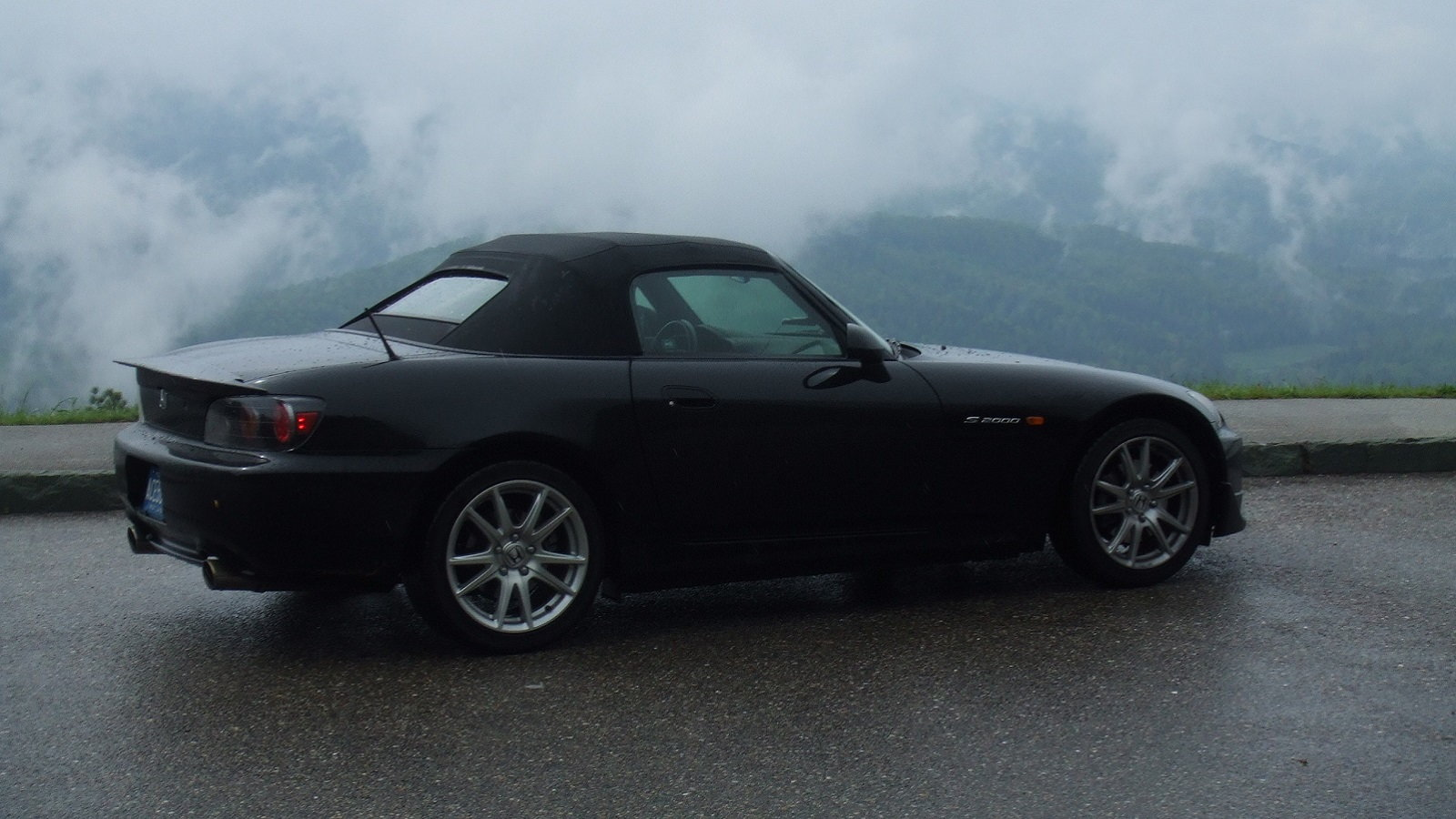 Second Choice S2000 Turns out to Be Number One