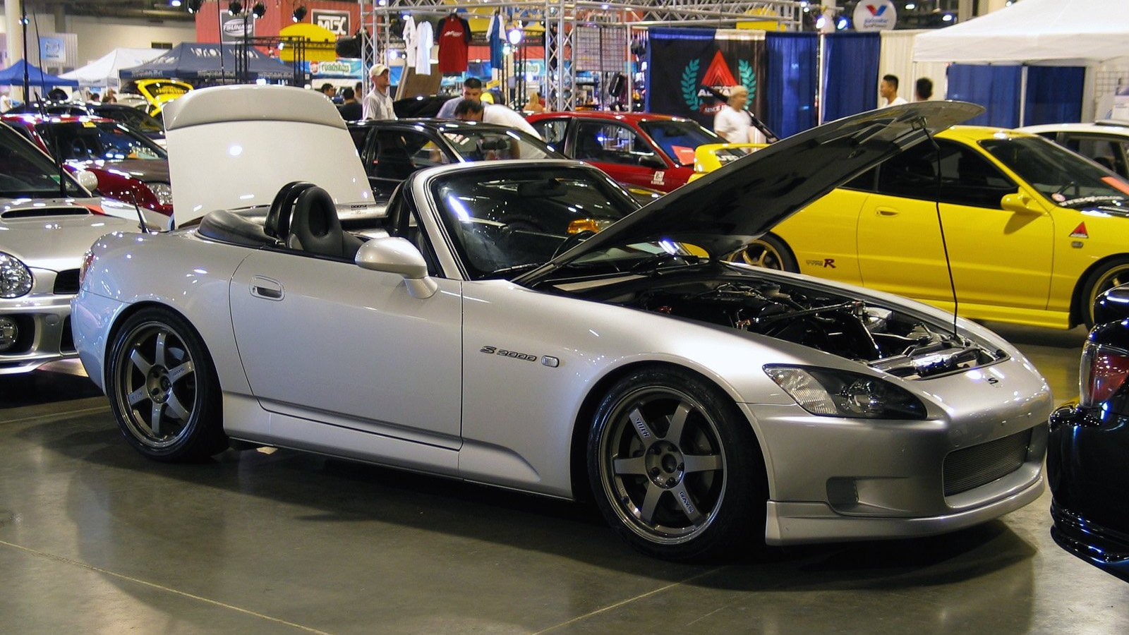 6 Functional Upgrades for your S2000