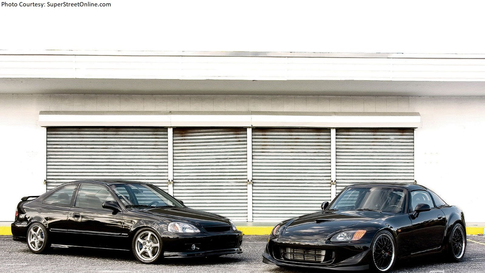 S2000, Civic, Super Street