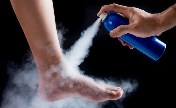 Athlete S Foot Treatment Sprays Creams Or Powders