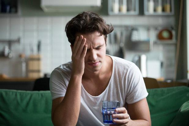 OPIOID ADDICT EXPERIENCING HORMONAL IMBALANCE