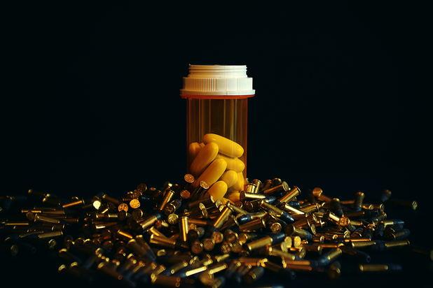 depression-inducing medication