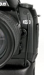 Harbortronics VG-D70 Vertical Grip for Nikon D70 SLR