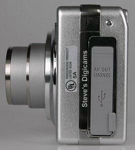 Sony DSC-W5