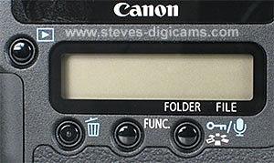 Canon EOS-1D Mark III Pro SLR.  Illustration courtesy of Canon USA.