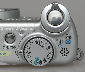 Canon Powershot A95