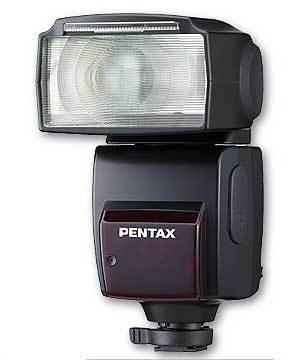 PENTAX AF540FGZ auto flash unit