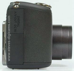 Canon Powershot A650