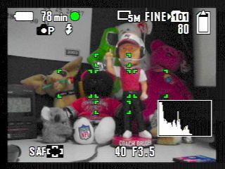 Sony CyberShot DSC-T1