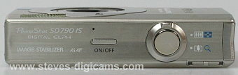 Canon Powershot SD790 IS Digital ELPH