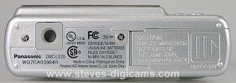 Panasonic Lumix DMC-LS70