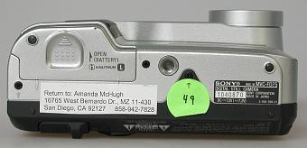 Sony MVC-FD75