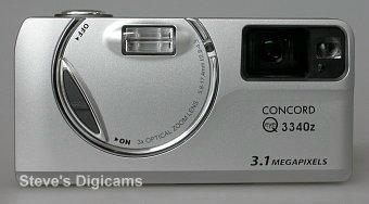 Concord Eye-Q 3340 Zoom