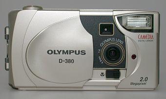 Olympus d380