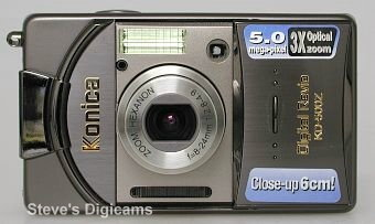 Konica Digital Revio KD500Z