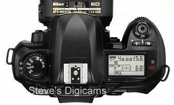 Nikon D100 SLR