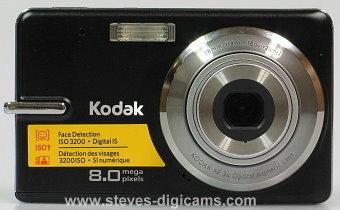 Kodak Easyshare M883 Zoom