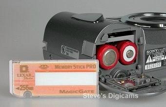 Sony Cyber-shot DSC-S60