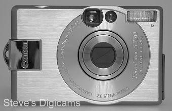 Canon PowerShot S330 Digital ELPH