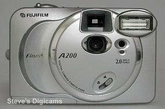 Fujifilm FinePix A200