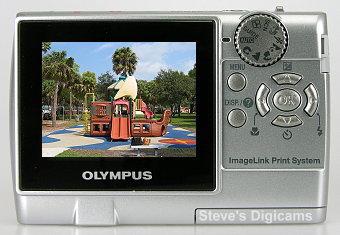 Olympus FE-130 Zoom