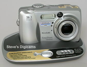 Kodak DX4330 Zoom
